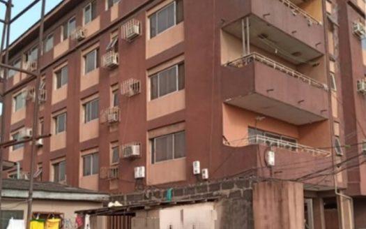 Block of flats in Aguda Surulere
