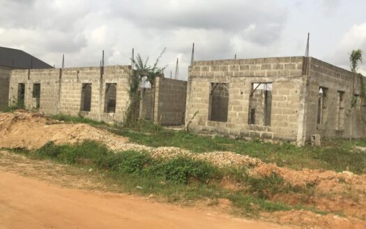Corner Piece Plot With C Of O @ Opic Estate Isheri North 1