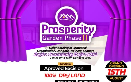 PROSPERITY GARDEN PHASE 2
