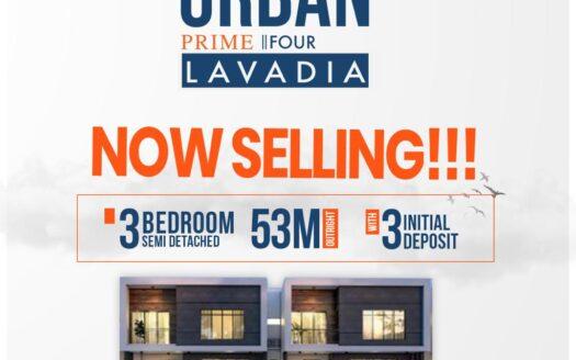 Urban Prime Four Lavadia 1