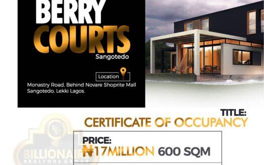 Berry Courts Sangotedo 3