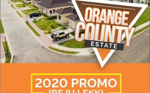 Orange County Promo Flyer