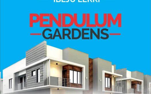Pendulum Promo Flyer